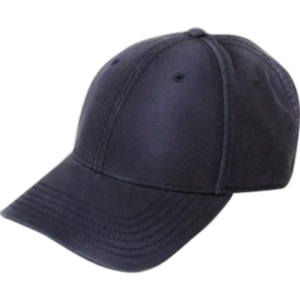 Unisex Basic Structured Cap With Six Panels Photo
