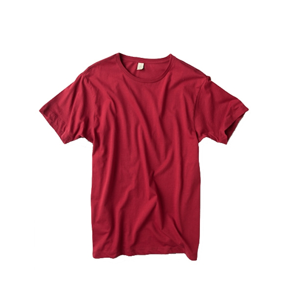 Colors S- X L - Men's Basic Crew Made Of Cotton Jersey Photo