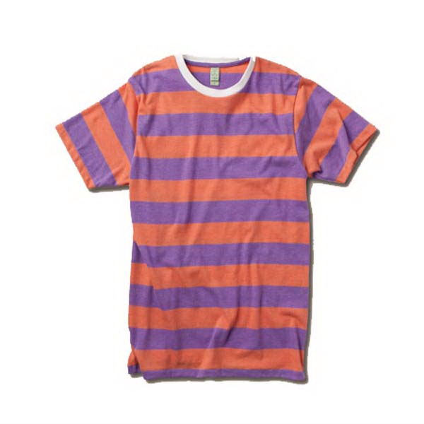 Ugly (tm) - S- X L - Men's Stripe Crew Photo