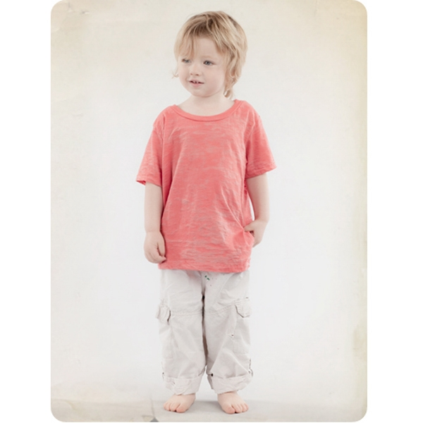 Toddler Burnout Crew T-shirt Photo