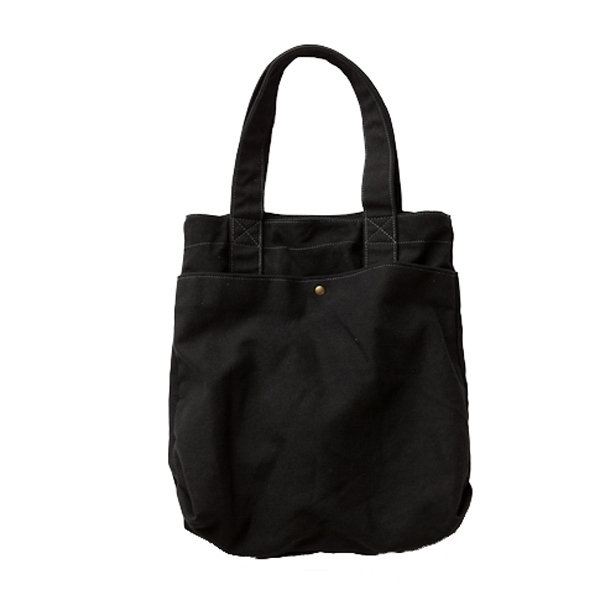 Berkeley - Unisex Do-it-all Cotton Canvas Tote With Double Handles Photo