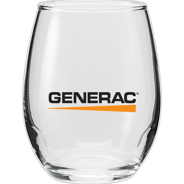 Perfection - Stemless Wine Glass, 9 Oz Photo