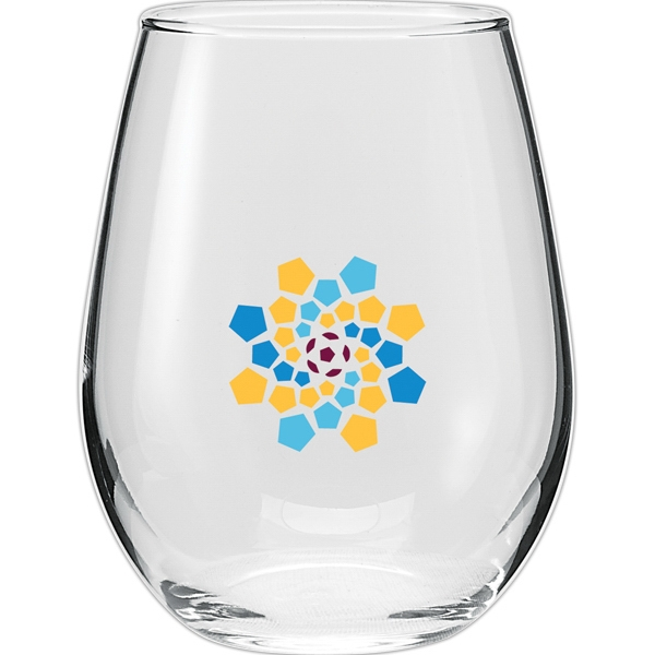 Vina - Stemless Wine Taster Glass, 12 Oz Photo