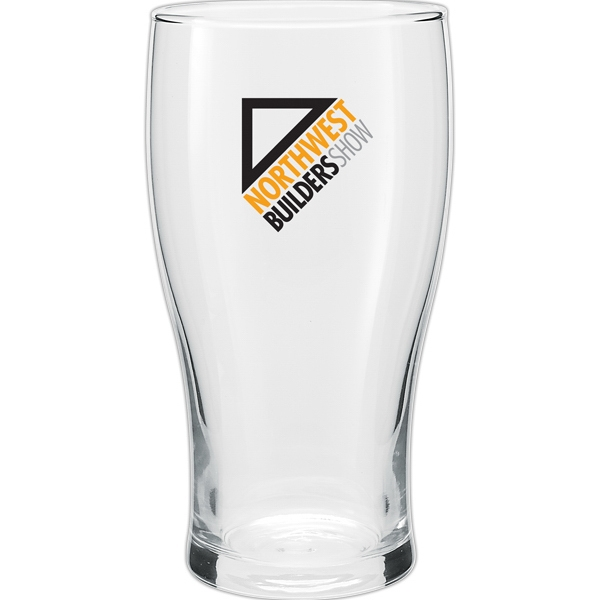 16 Oz - Pub Glass, Clear Photo