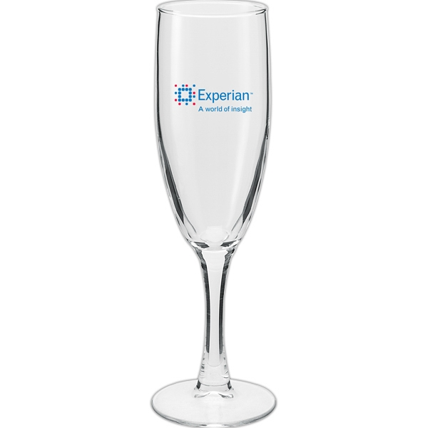Nuance - Flute Style Champagne Glass, 6 Oz Photo