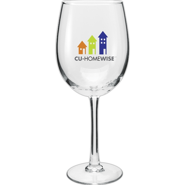 Cachet - White Wine Glass, 19 Oz. Size Photo