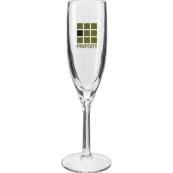 Domain - Glass Flute, 6 Oz Photo