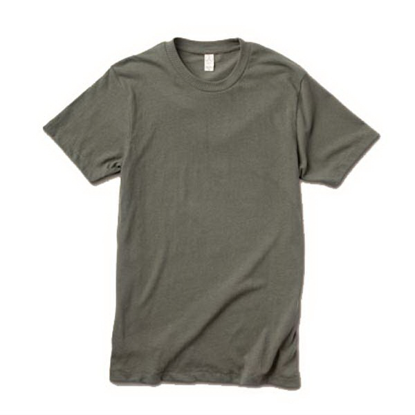 S- X L - Men's Short Sleeve Crew Photo