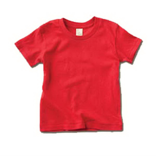 Toddler Organic Cotton Crew T-shirt Photo