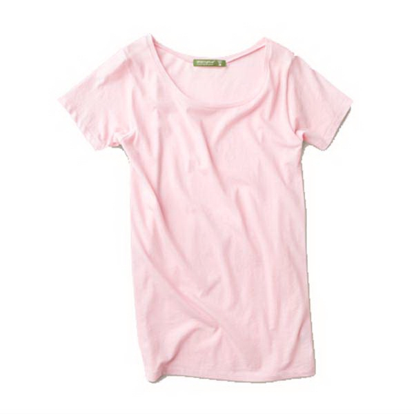 Women's Organic Scoop Neck T-shirt Photo