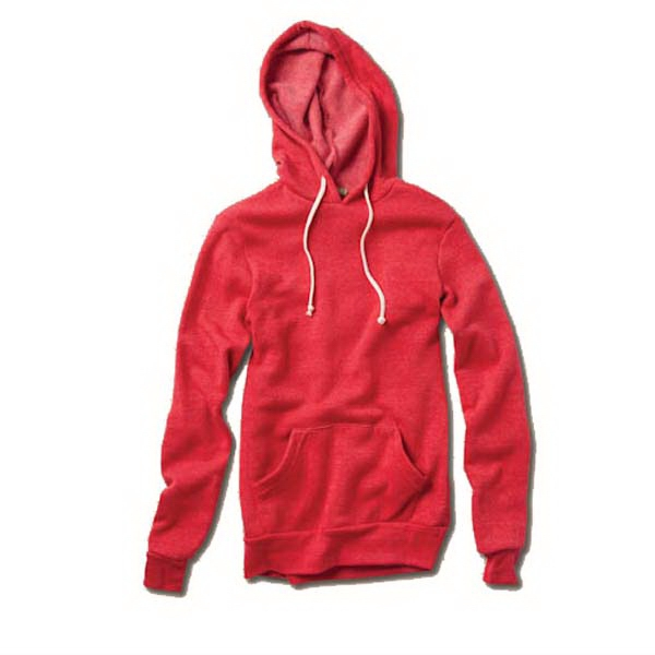 Hoodlum -  X S- X L - Colors - Unisex Eco-fleece Pullover Hoodie Photo