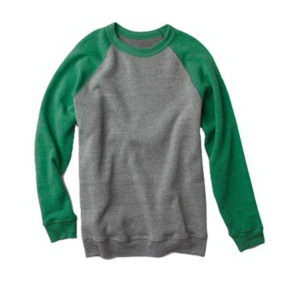 Champ - 2 X  - Unisex Color Blocked Eco-fleece Sweatshirt Photo