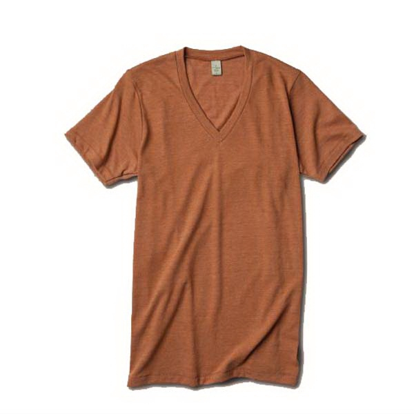Boss - 2 X L Eco Colors - Unisex V-neck Shirt Photo