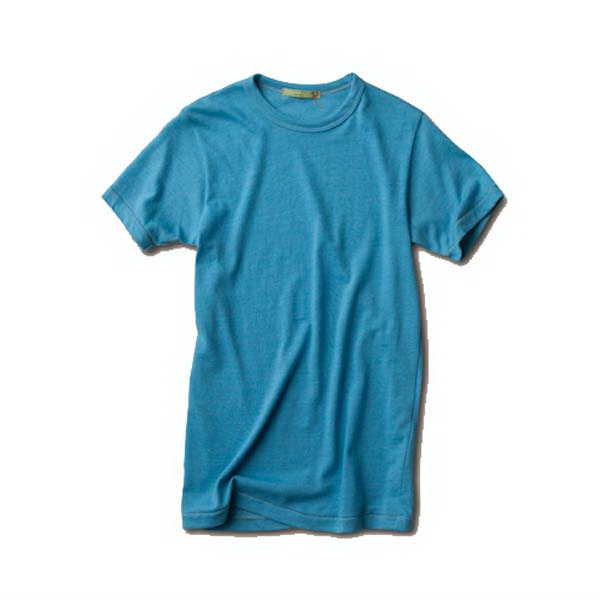 Eco Colors  X  X S- X L - Unisex Eco-heather Crew Tee Photo