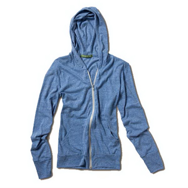 Colors 2 X L - Unisex Eco-heather Zip-up Hoodie Photo