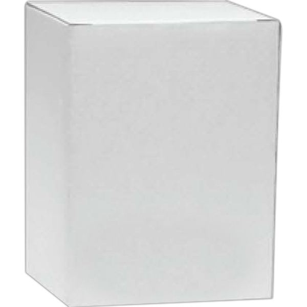Individual White Gift Box Photo