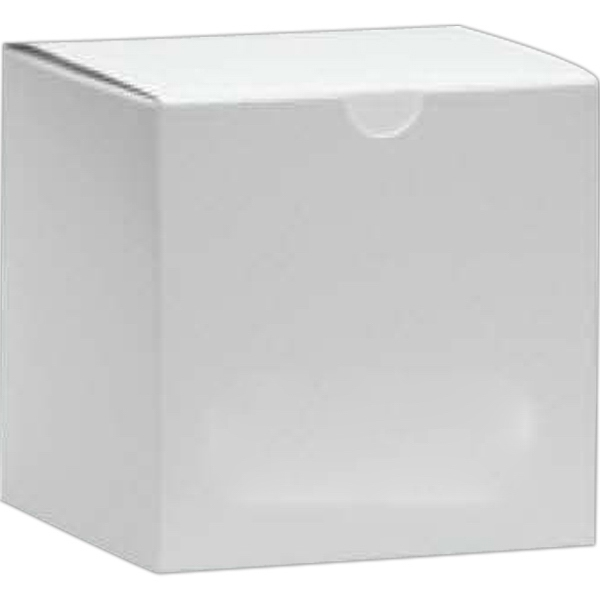 White - Individual Gift Box Photo