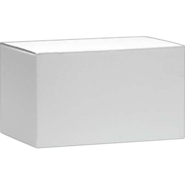 2 Piece Gift Box - White Gift Box Photo