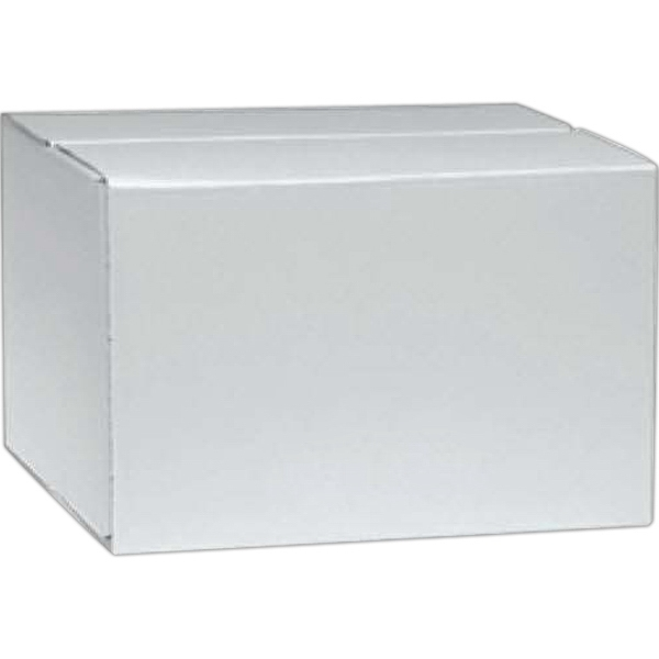 White 2 Piece Gift Box Photo