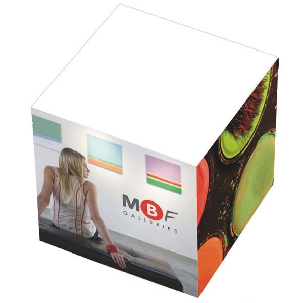 Eco friendly Non-Adhesive Cube