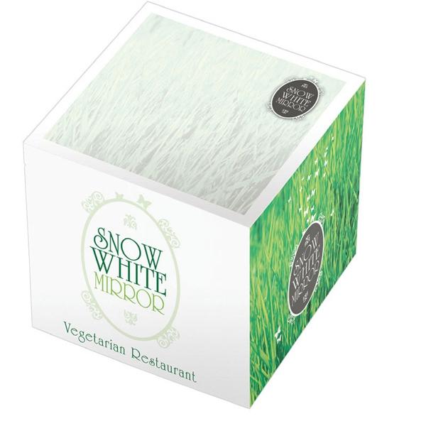 Eco Friendly Adhesive Cube
