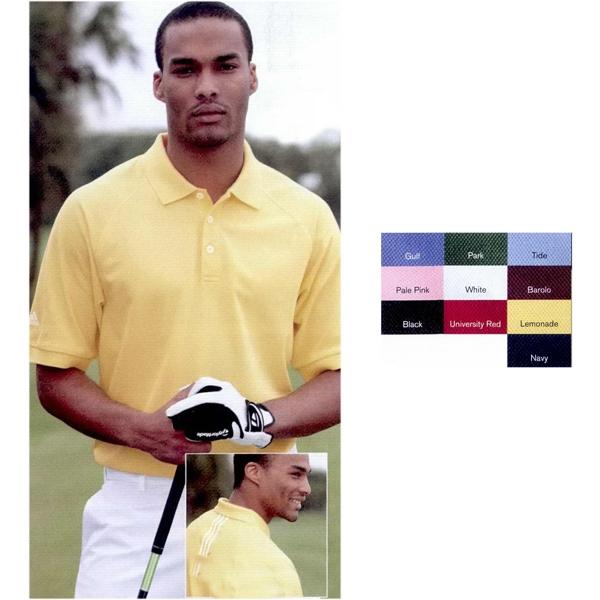 Adidas Golf ClimaLite (R) Tour Pique Short Sleeve Shirt