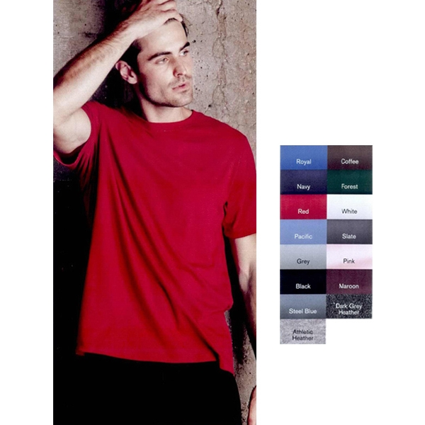 Alo (r) - Colors S- X L - Men's Short Sleeve Performance T-shirt. Blank Photo