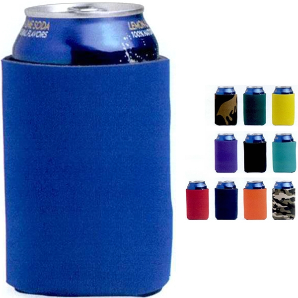 Liberty Bags (r) Cozy - Can Cooler. Blank Product Photo