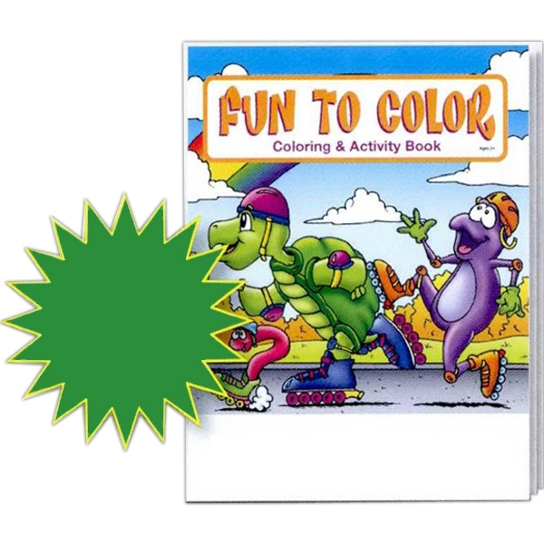 Fun To Color Everyday Coloring And Activity Book Photo