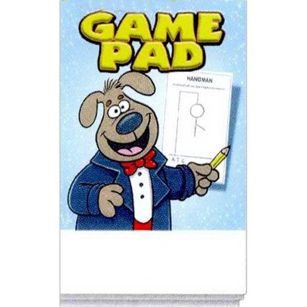 Game Pad Activity Pad With Games And Activities Photo