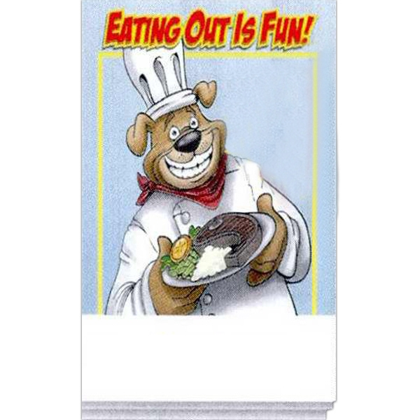 Eating Out Is Fun! Activity Pad With Games And Activities Photo