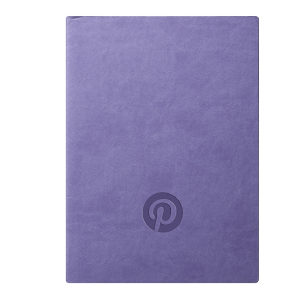 Folk - Journal - Lavender. The Go-everywhere Journal. Soft. Clean. Comfortable Photo