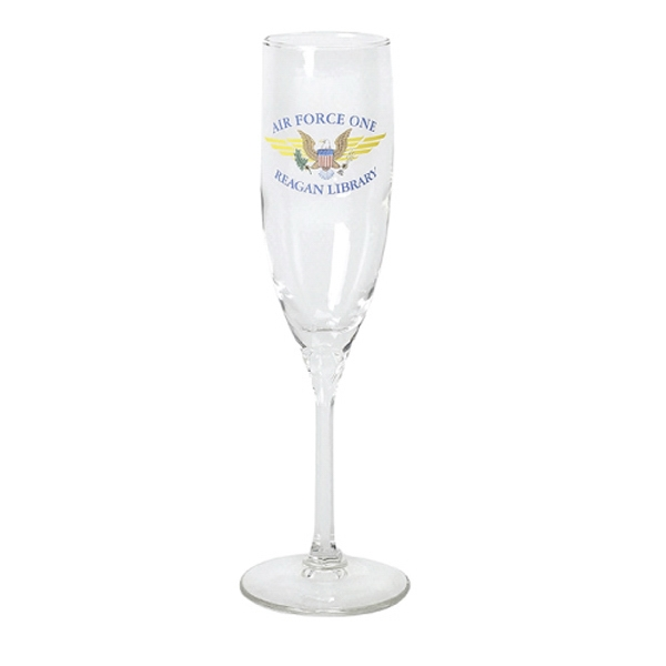 Domain - Glass 6 Oz. Champagne Flute Photo