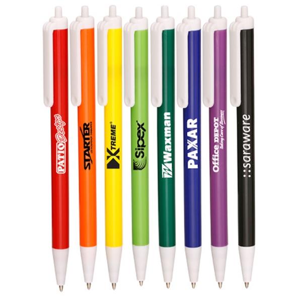 Advantage Custom Retractable Pen