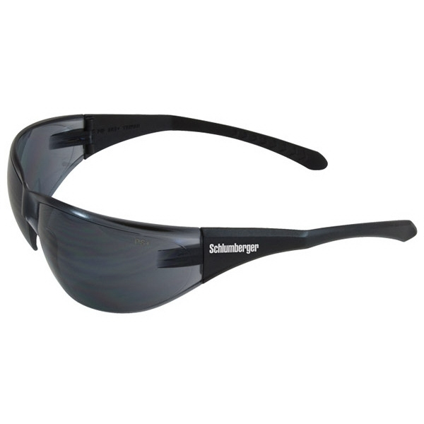 Direct Flex - Gray Lens - Safety Glasses With A Rimless Design Photo