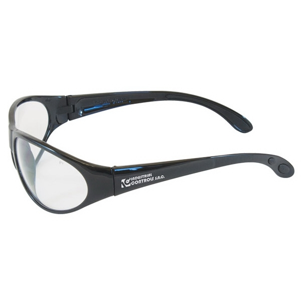 Pirana - Clear Lens - Safety Glasses With A Sporty Frame, Built For Comfort Photo