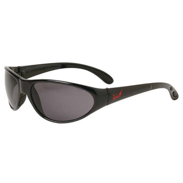 Pirana - Gray Lens - Safety Glasses With A Sporty Frame, Built For Comfort Photo