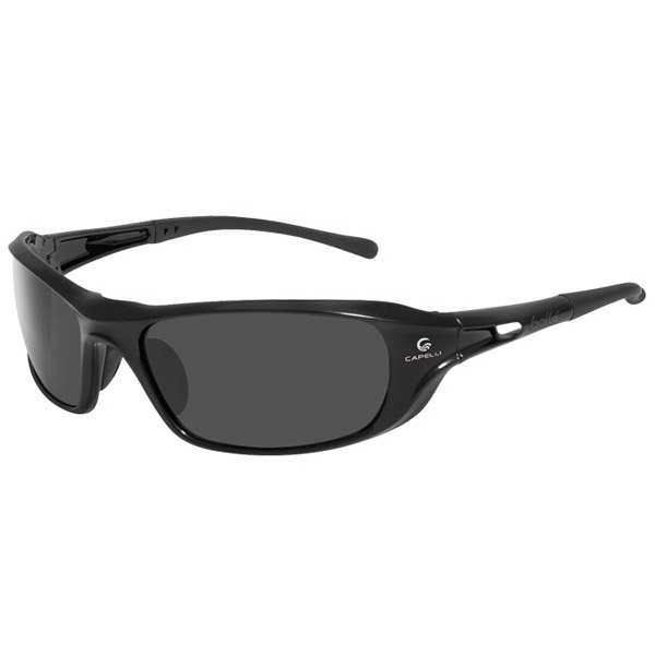 Bolle (r) Shadow - Polarized Lens - Safety Glasses With A Comfortable Secure Non-slip Fit Photo