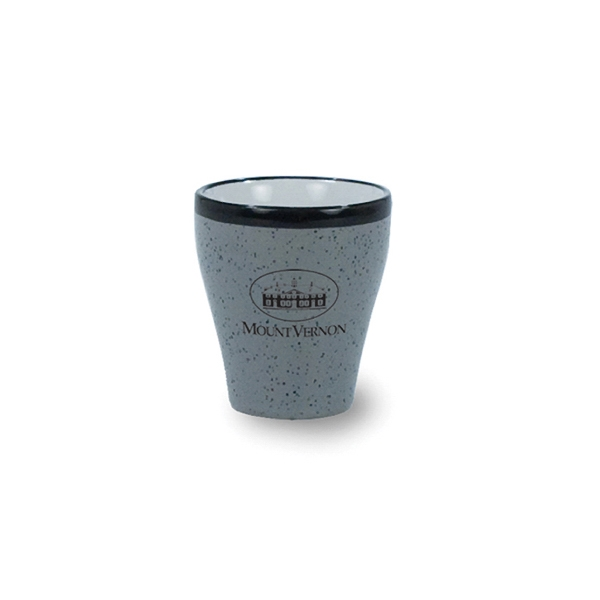 Ballston - 1 1/2 Oz Ceramic Shot Glass Photo