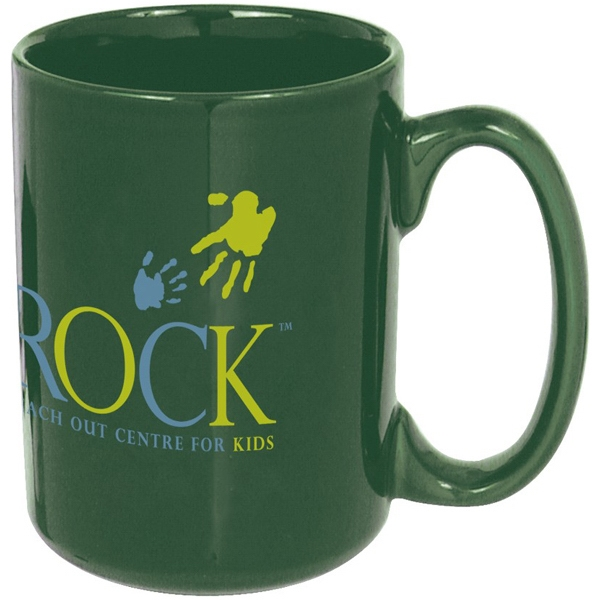 Arabica Ceramic Mug