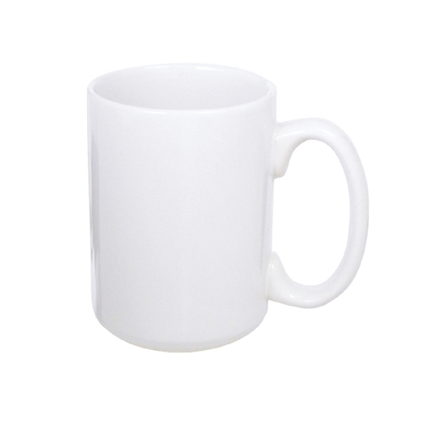 El Grande - White - 15 Oz. Mug Photo