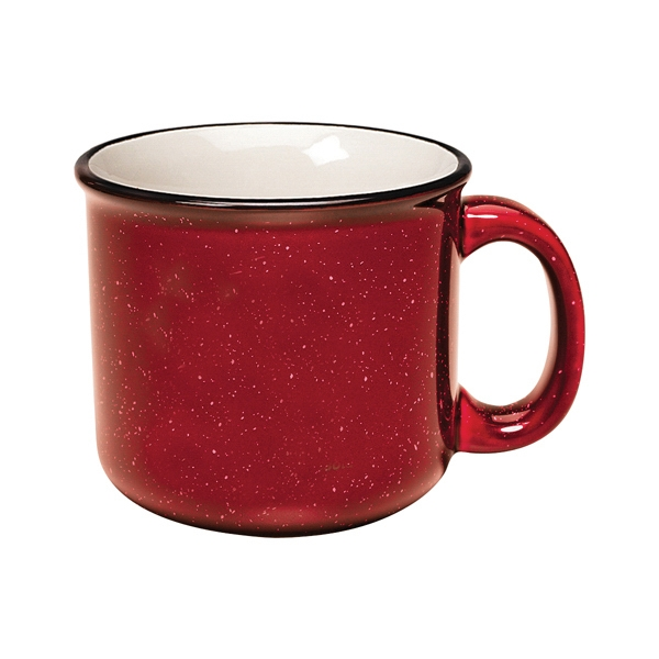 Campfire - Red - 15 Oz. Ceramic Mug Photo