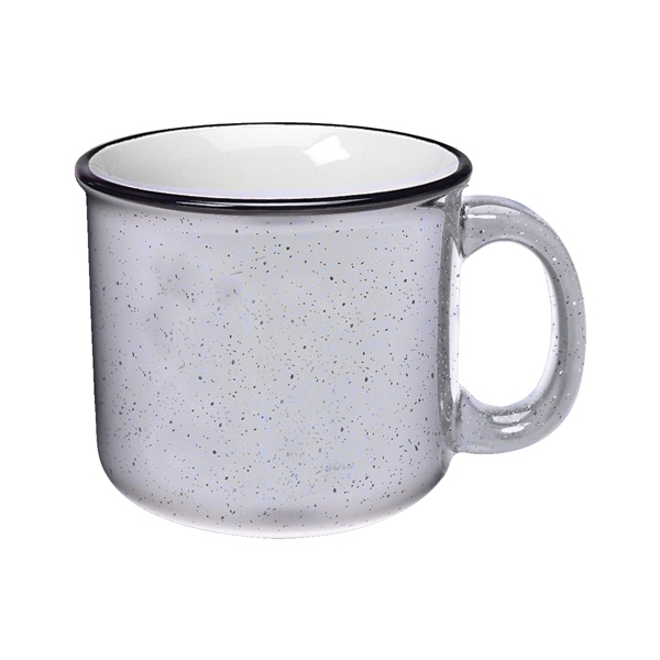 Campfire - White - 15 Oz. Ceramic Mug Photo