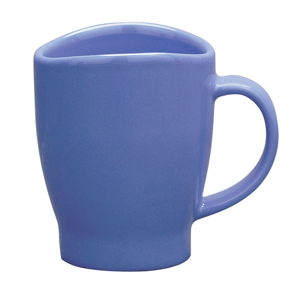 Wave - Ocean Blue - 14 Oz. Mug With Curved Rim Photo