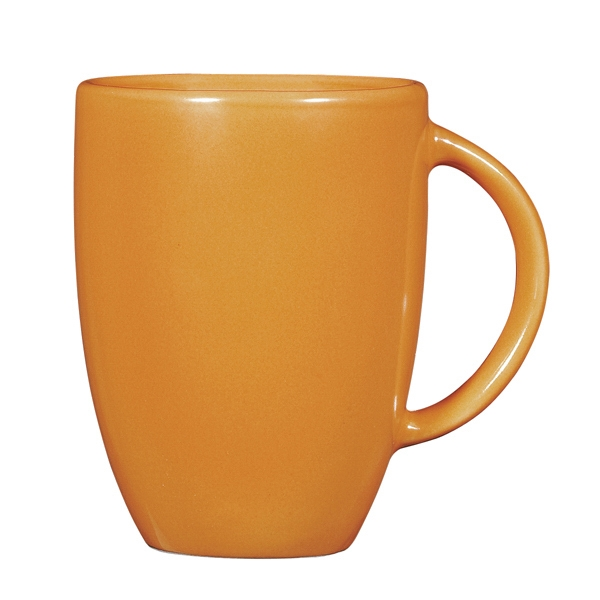 Europa - Orange - Ceramic 12 Oz. Mug Photo