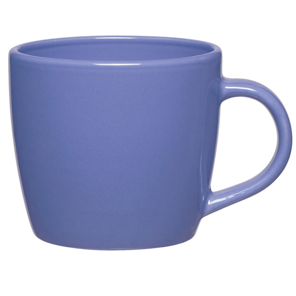 Ocean Blue - Ceramic Cafe Mug, 12 Oz Photo