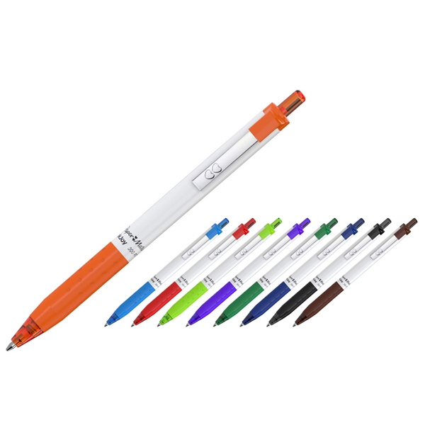 Inkjoy (tm) - Retractable Pen With Grip Photo