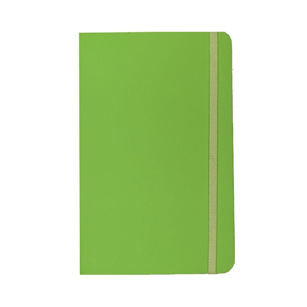 Ecosystem (tm) - Journal - Small Kiwi. Hardcover, 100 Percent Post-consumer Recycled Paper Photo