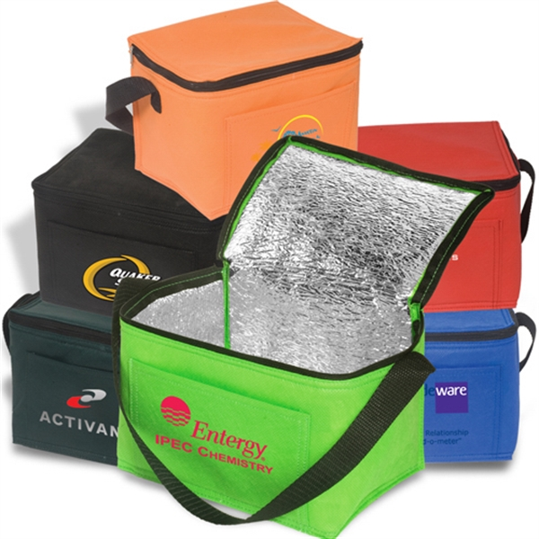 Insulated Lunch Bag, 80gsm Non Woven Polypropylene Photo