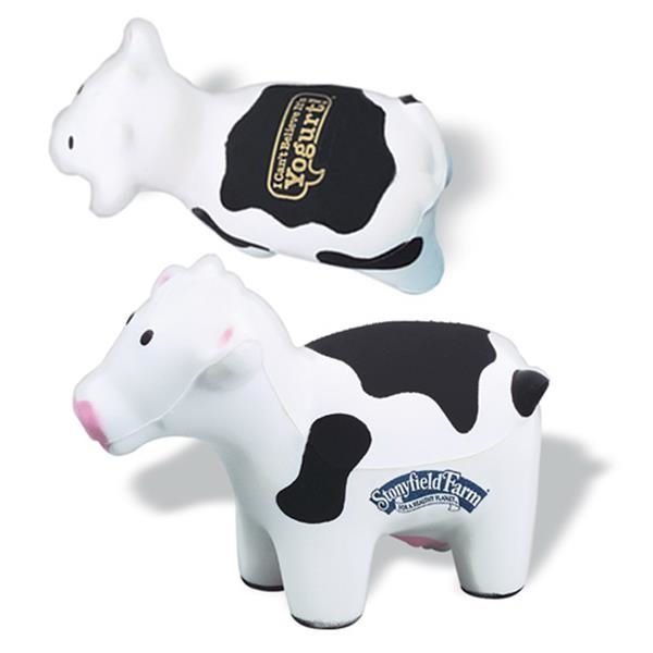 Cow Shaped Stress Reliever Photo